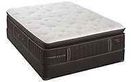 Stearns And Foster Lux Estate Trailwood Plush Pillow Top Mattress