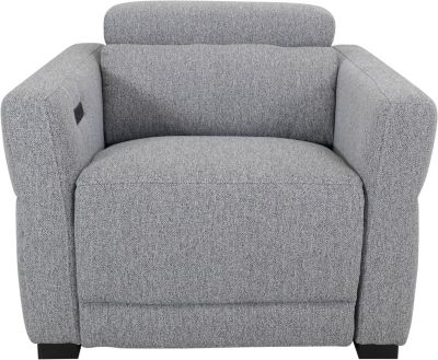 Stitch Seating 12196 Collection Power Headrest Recliner