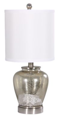 Stylecraft Mini Mercury Glass Lamp