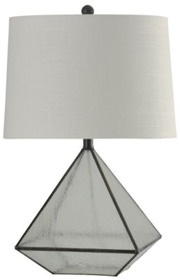 Stylecraft Burke Bronze Table Lamp