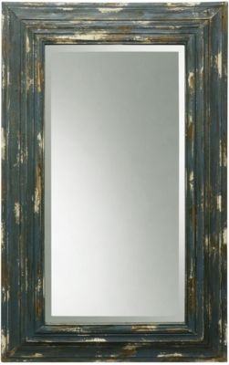 Stylecraft Antique Blue Weathered Mirror