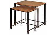 Stylecraft Nesting Tables (Set of 2)