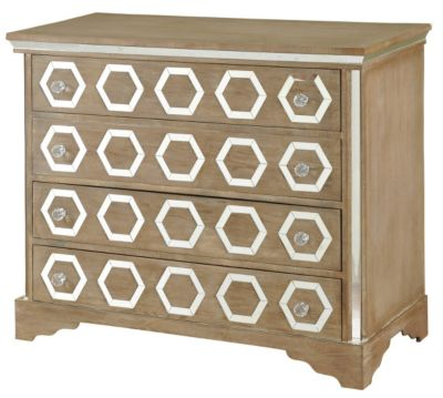 Stylecraft 4-Drawer Chest
