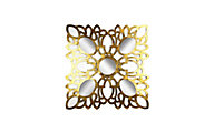 Stylecraft Gold Wall Mirror