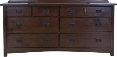 Surewood Oak Chocolate Dresser