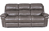 Synergy LaSalle Power Recline Leather Sofa