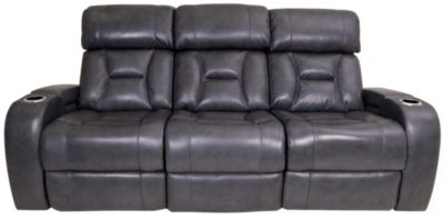 Synergy Transformer Leather Power Recline Sofa
