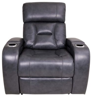 Synergy Transformer Leather Power Wall Recliner