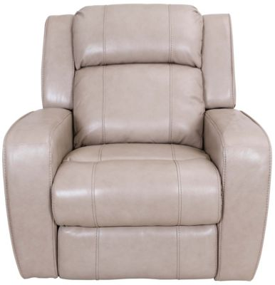 Synergy Livorno Power Leather Wall Recliner