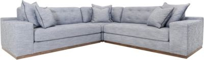 Synergy 1737 Collection 3-Piece Sectional