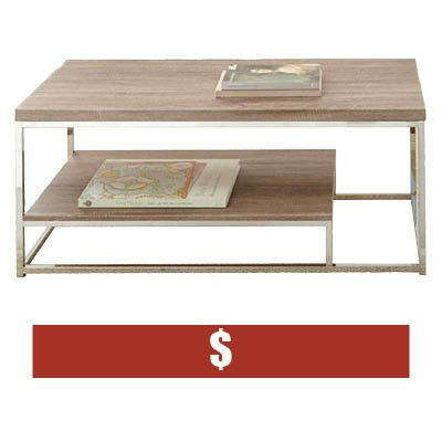 Save: Coffee Table