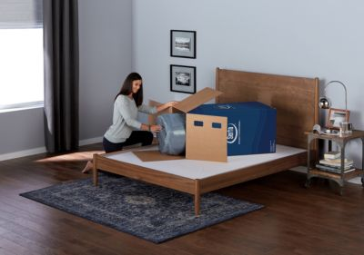 Serta Perfect Sleeper Bed in a Box: Unroll