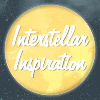 Interstellar Inspiration Infographic