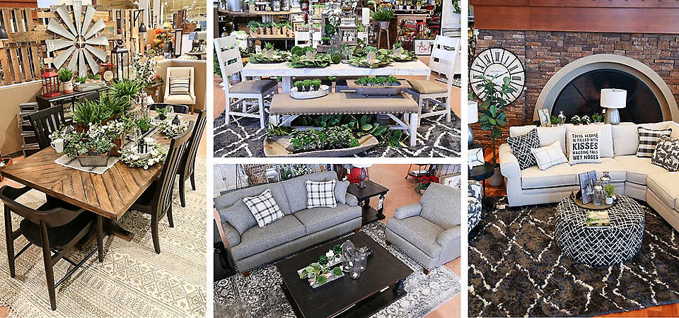 Farmers' Market-Inspired Furniture at Homemakers