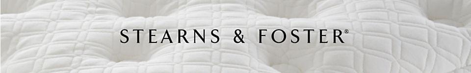 Stearns & Foster Mattress Feature