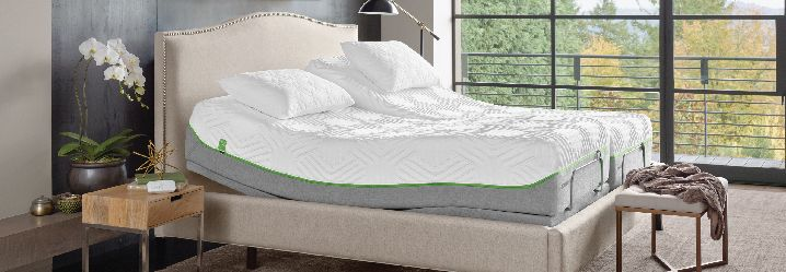 Tempurpedic Mattress Adjustable Beds Best Bed Frame Lift Base