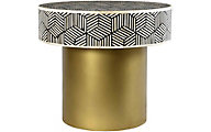 Tov Furniture Don't Be Boring Round Side Table