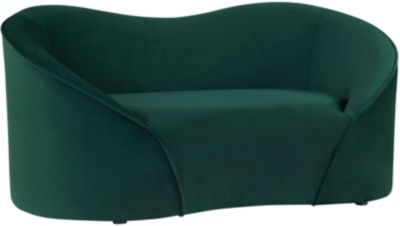 Tov Furniture Baby's Breath Green Pet Bed