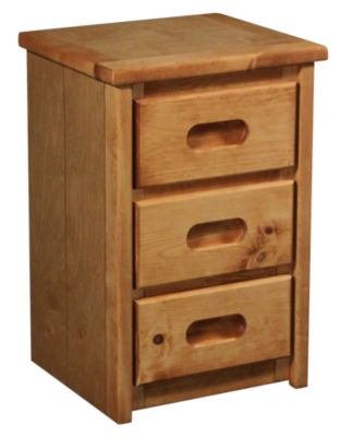 Trend Wood Bunkhouse Nightstand