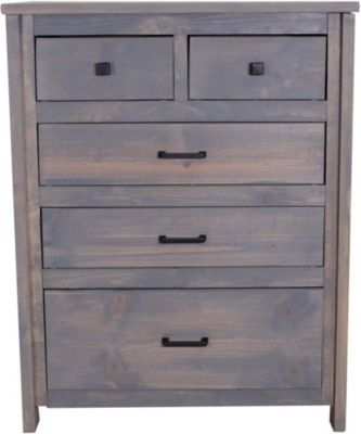 Trend Wood Urban Ranch Gray Kids' Chest