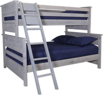Trend Wood Urban Ranch Twin/Full Bunk Bed