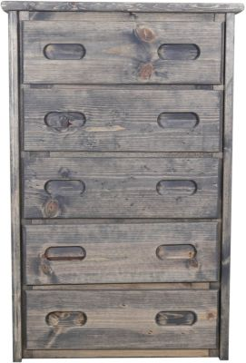 Trend Wood Bunkhouse Chest
