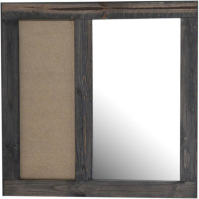 Trend Wood Driftwood Mirror