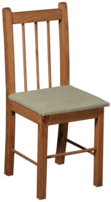 Trend Wood Bunkhouse Solid Pine Kids' Desk Chair