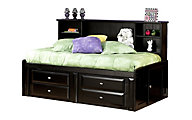 Trend Wood Laguna Full Storage Bed