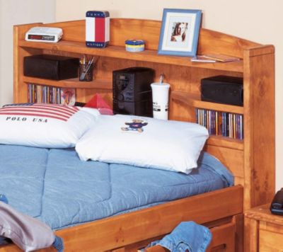 Trend Wood Twin Headboard