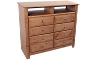 Trend Wood Laguna Kids' Media Chest