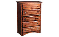 Trend Wood Sedona Chest