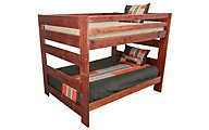 Trend Wood Sedona High Sierra Full/Full Bunk Bed