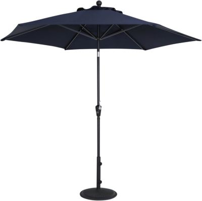 Treasure Garden 9-Foot Button-Tilt Umbrella