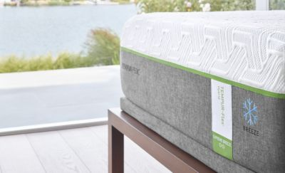 Tempur-Flex mattress lifestyle