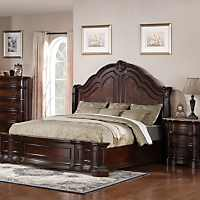 Traditional Samuel Lawrence Edington King Bed Set