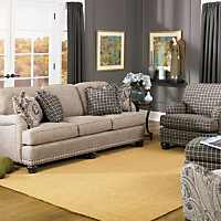 Traditional Smith Brothers 388 Collection Sofa
