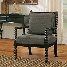 Traditional Accent Chair
