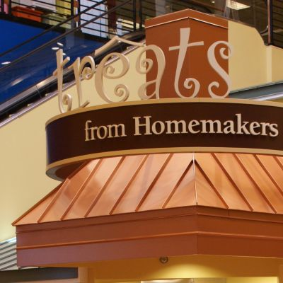 Cookies and treats from Homemakers Furniture
