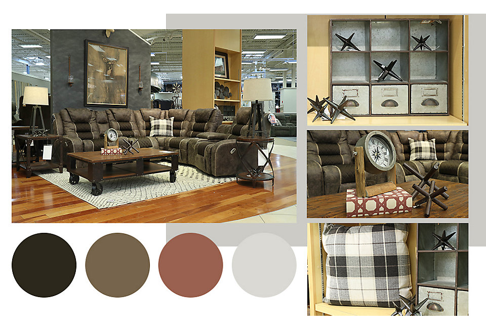 Family Room Furniture Trends