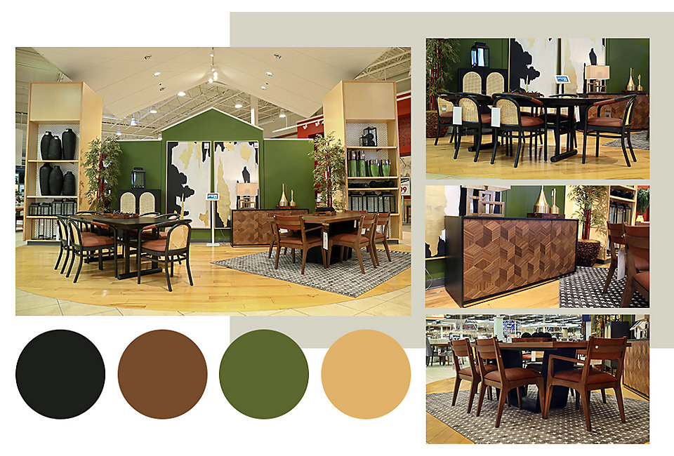 Dining Room Furniture Trends