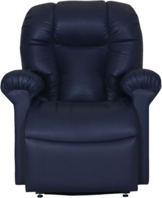 Ultra Comfort 562 Collection Navy Lift Recliner