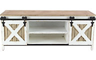 Uma Sliding Door Bench
