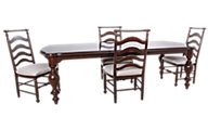 Universal Furniture Riverhouse Table & 4 Side Chairs