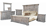 Urban Roads Wimberly King Bedroom Set