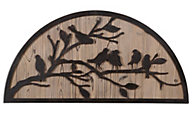 Uttermost Perching Birds Wall Art