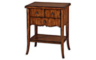 Uttermost Carmel Storage End Table