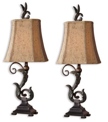 Uttermost Caperana Buffet Lamps (Set of 2)