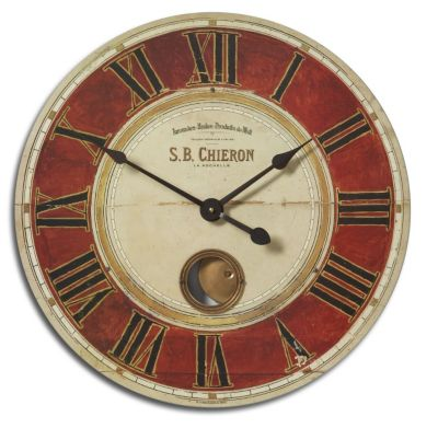 Uttermost S.B. Chieron 23 Wall Clock