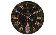 Uttermost Bond Street 30 Wall Clock
